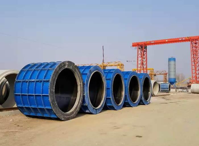 水泥管生产