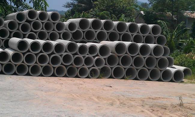 为什么使用水泥管道?